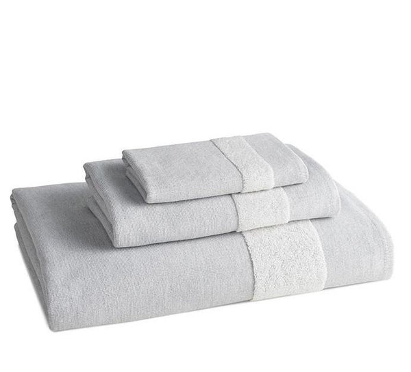FLATIRON TOWELS | Set of 3 | Grey - LIFE MODERNE - 1