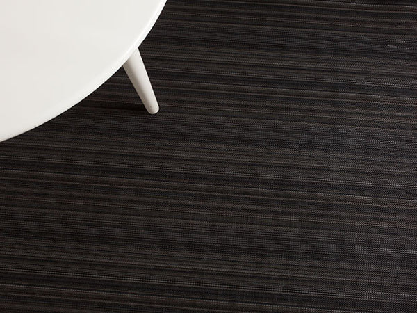 Multi Stripe Floor Mat by Chilewich | Granite - LIFE MODERNE