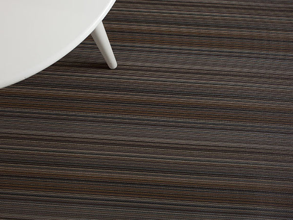 Multi Stripe Floor Mat by Chilewich | Harvest - LIFE MODERNE
