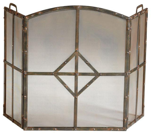 Lincoln Fire Screen