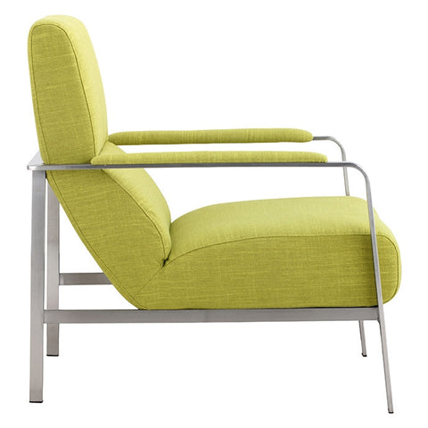 Jonkoping Arm Chair | Green - GDH | The decorators department Store - 1