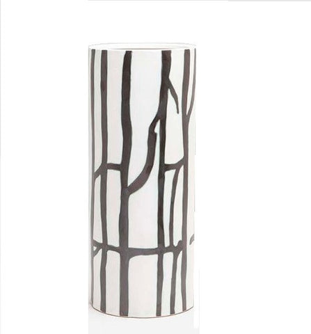 Biella Large Ceramic Umbrella Stand - LIFE MODERNE - 1
