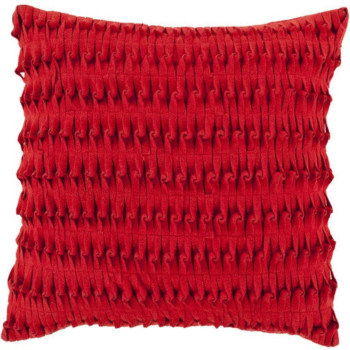 The Eden Pillow | Red - LIFE MODERNE