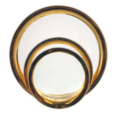 Annieglass Roman Antique Dinnerware - LIFE MODERNE - 1