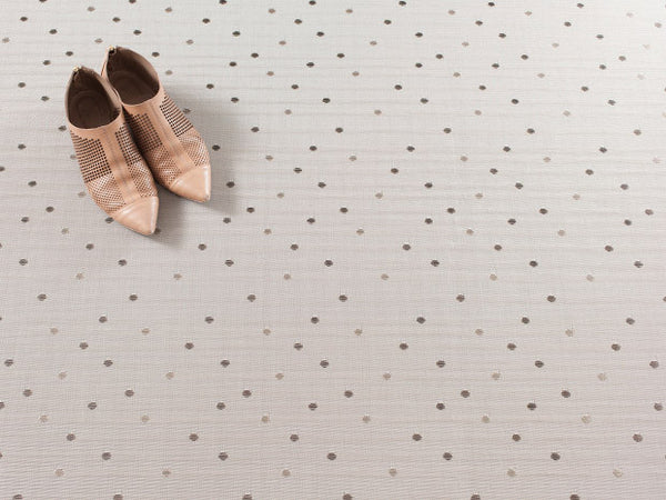 Dot Woven Floor Mat by Chilewich | Mica - LIFE MODERNE