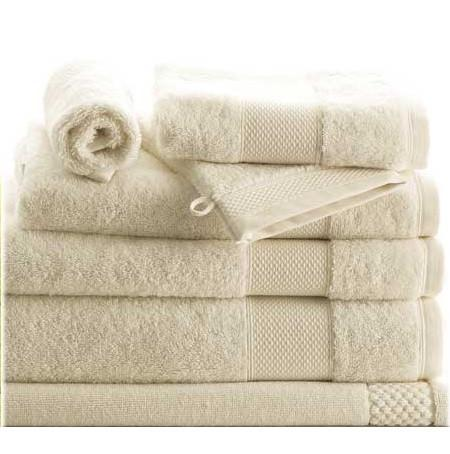 8 Piece Petale Chevrefeuille Towels By Anne de Solene - GDH | The decorators department Store
