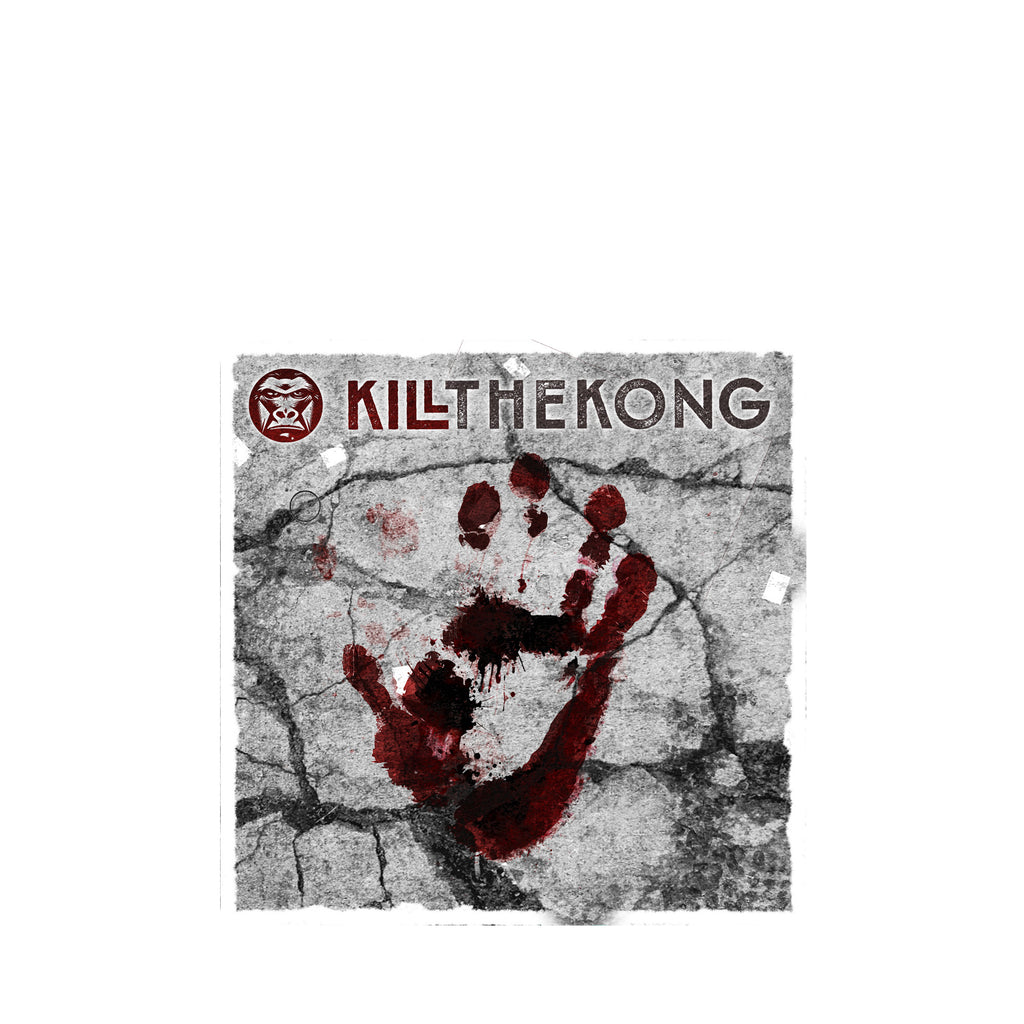 Kill the Kong album CD/USB