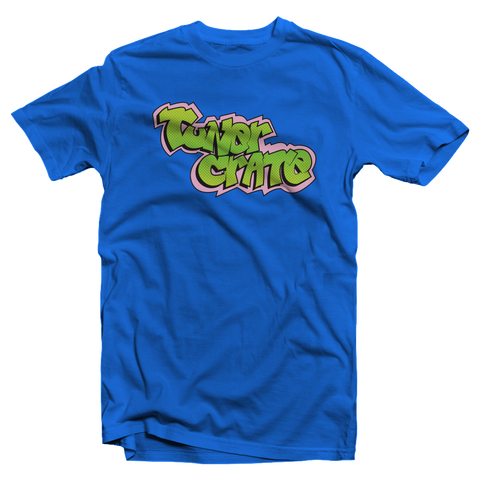Fresh Prince Tuner Crate Shirt