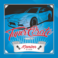 ThatDudeInBlue 240SX Member Sticker