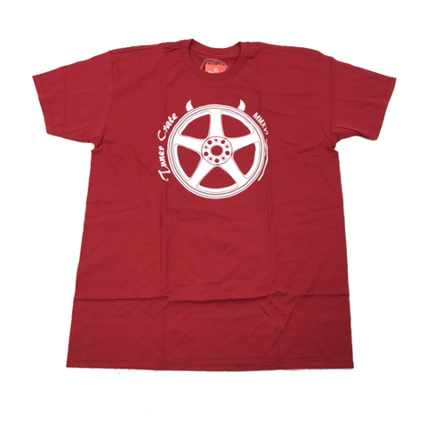 5 Spoke Wheel Shirt