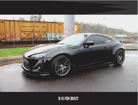 BRZ Poster