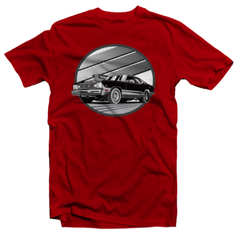 1975 Plymouth Duster Shirt