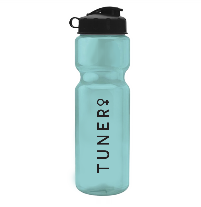 Tuner Girl Water Bottle