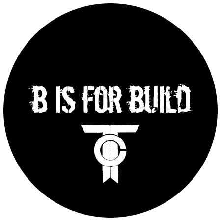 B is for Build Pin