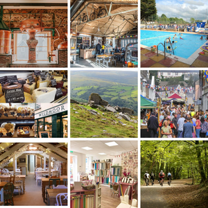 10 Wonderful Reasons to Visit Us in Bovey Tracey