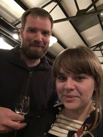 March Meet the Maker - Rachael and Steve