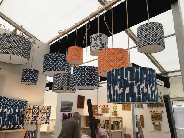 ALL the lampshades!