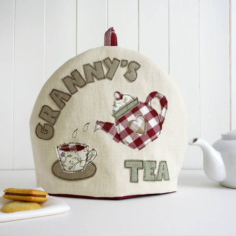 Personalised Tea Cosy by Milly & Pip