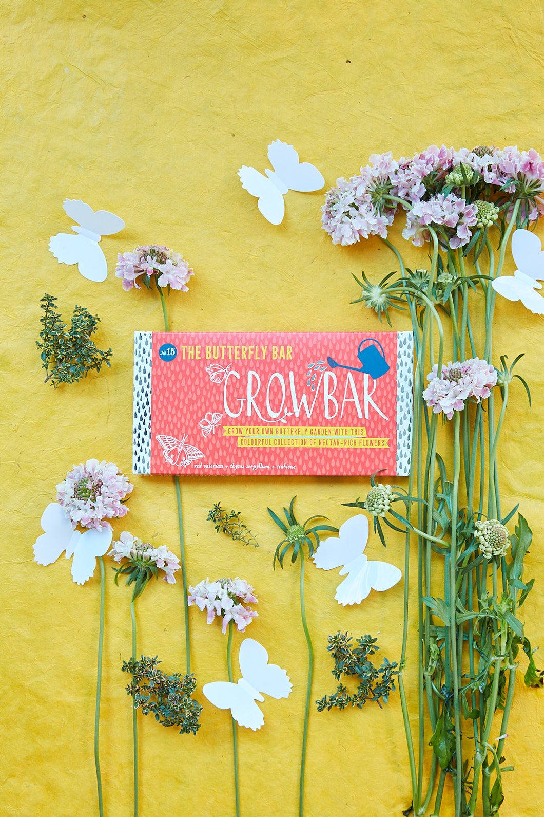 Growbar - The Butterfly Bar