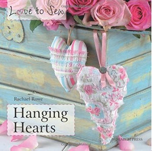 Love to Sew - Hanging Hearts