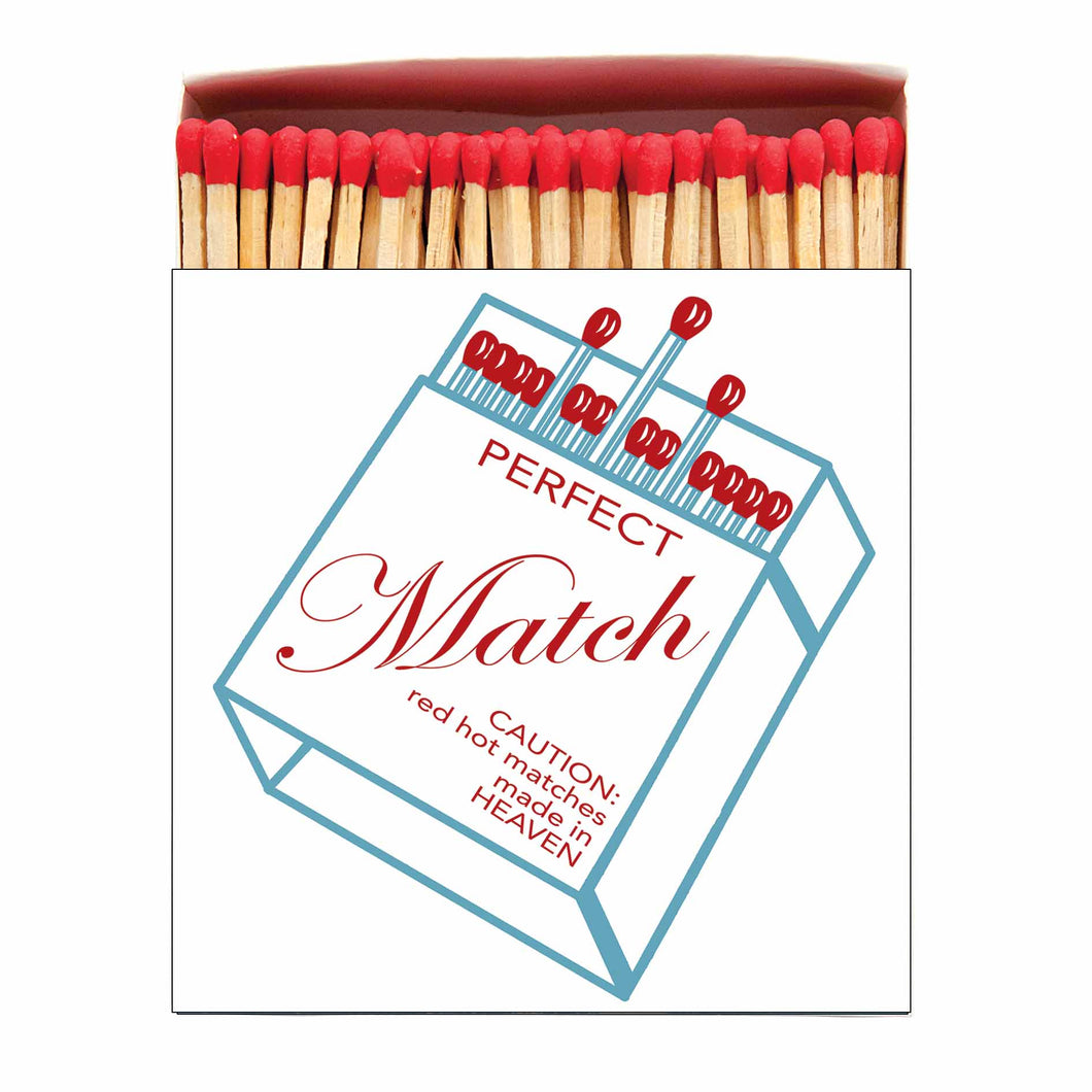 Perfect Match Large Match Box