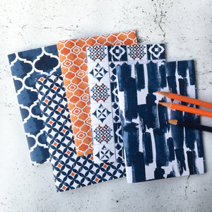 Set of 5 Cadiz Notebooks