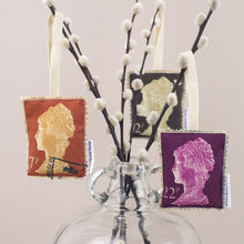 Christmas Scented Stamp Decoration