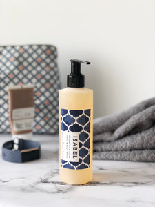 Isabel Hand & Body Wash - Rosewater & Cedar
