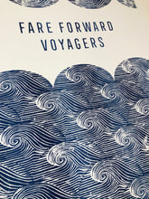 Fare Forward Voyagers A3 Print