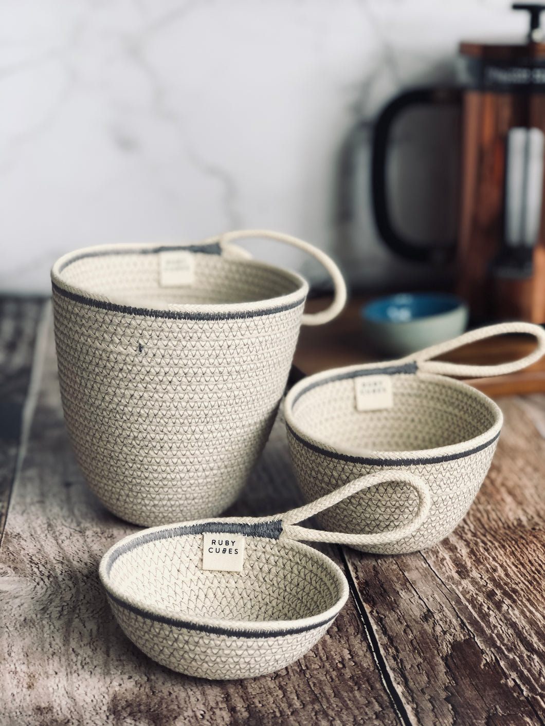 Rope Sewn Vessels