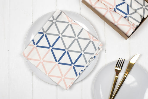 Kenza Napkins, Set of four