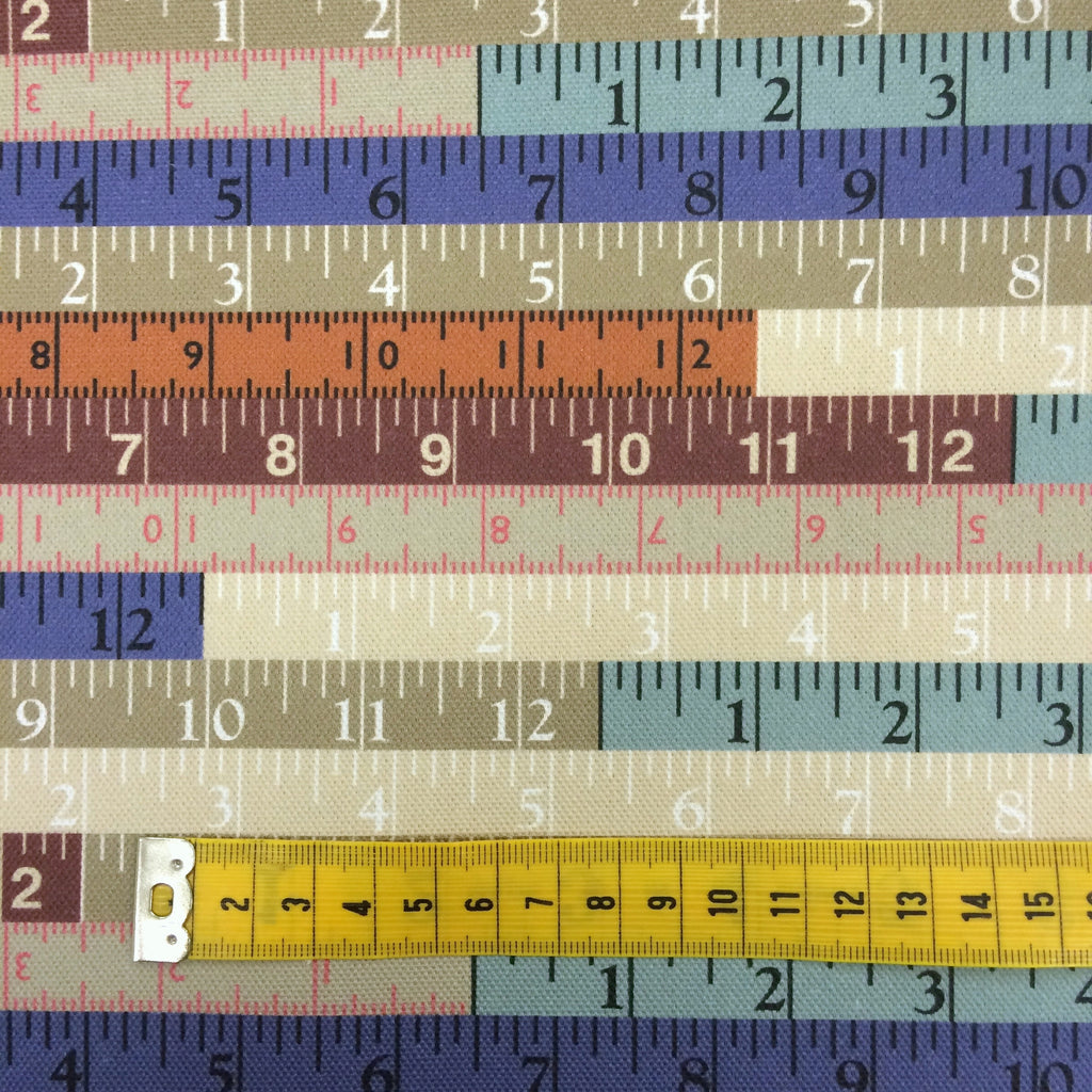 Measures Fabric by the metre