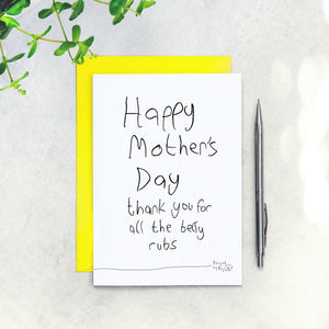 Mothers Day Dog Card