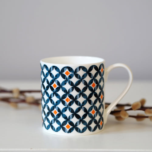 Safiya Bone China Mug