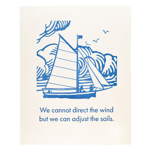 Direct The Wind Print