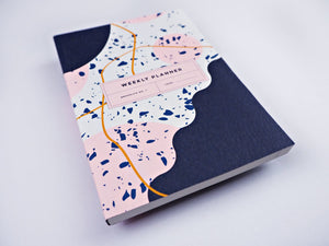 Pocket Weekly Planner - Brooklyn Design