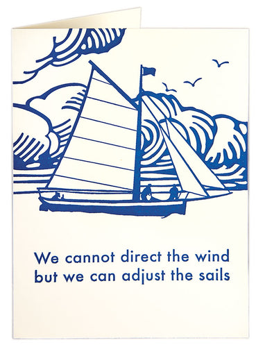 Adjust the Sails Card