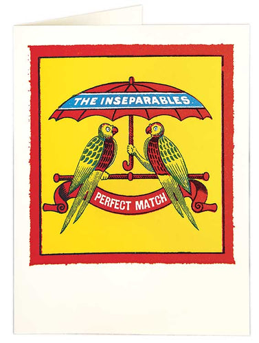 The Inseparables Card