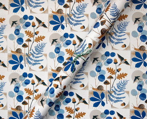 Hedgerow Wrapping Paper