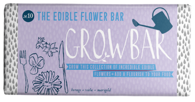 Growbar - The Edible Flower Bar