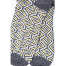 Citrus 'Wave' Mens Socks
