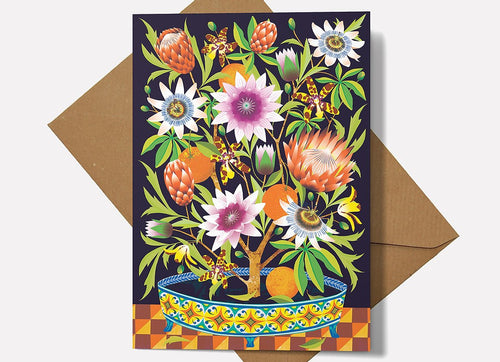 In Bloom Card