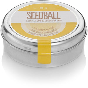 Bee Mix Seed Ball Tin