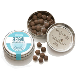 Cloud Meadow Seed Ball Tin