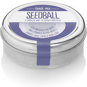 Shade Mix Seed Ball Tin