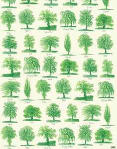 Trees Wrapping Paper