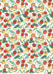 Summer Greenhouse Wrapping Paper