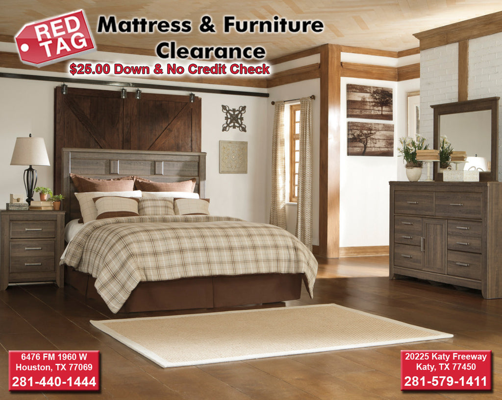 No Credit Check Bedroom Furniture Avery Bedroom Set Cm4850 Red Tag Mattress And Furniture Kiosk