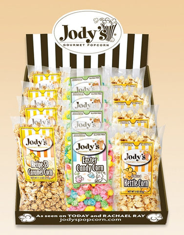 Easter Counter Display - Jodys Wholesale Popcorn