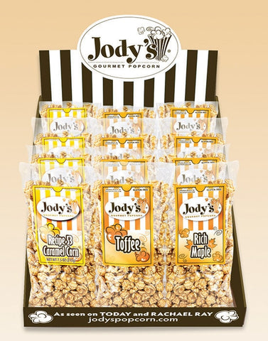Sweet Elegance Counter Display - Jodys Wholesale Popcorn